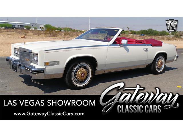 1985 Cadillac Eldorado (CC-1530690) for sale in O'Fallon, Illinois