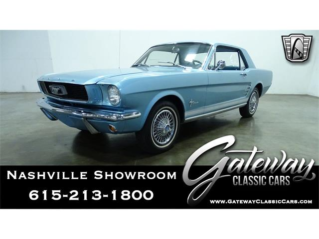 1966 Ford Mustang (CC-1530701) for sale in O'Fallon, Illinois