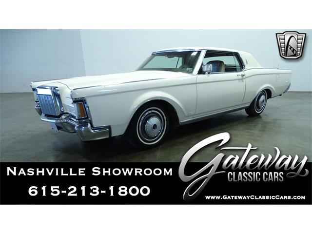 1971 Lincoln Continental Mark III (CC-1530702) for sale in O'Fallon, Illinois
