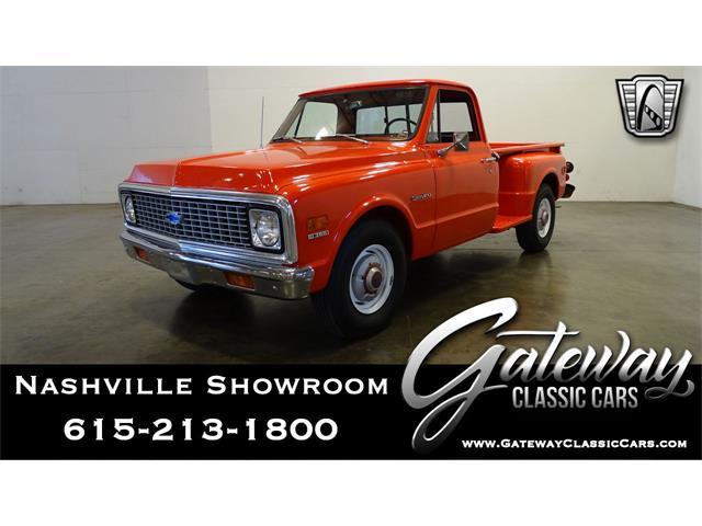 1972 Chevrolet C2500 (CC-1530704) for sale in O'Fallon, Illinois