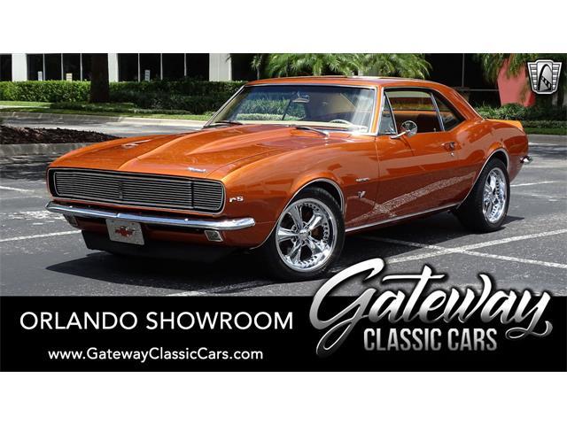 1967 Chevrolet Camaro (CC-1530707) for sale in O'Fallon, Illinois