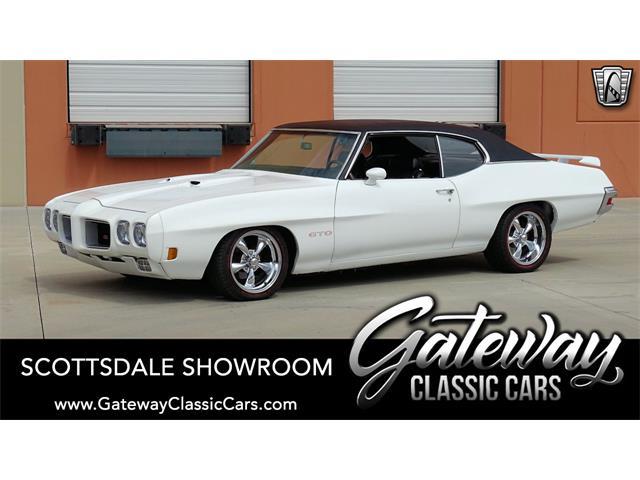 1970 Pontiac GTO (CC-1530715) for sale in O'Fallon, Illinois