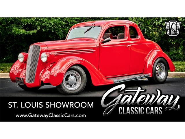 1936 Plymouth Business Coupe (CC-1530721) for sale in O'Fallon, Illinois