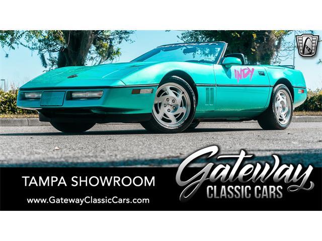 1990 Chevrolet Corvette (CC-1530724) for sale in O'Fallon, Illinois