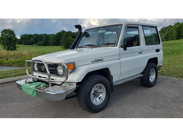1984 Toyota Land Cruiser BJ (CC-1530729) for sale in Calhoun, Tennessee