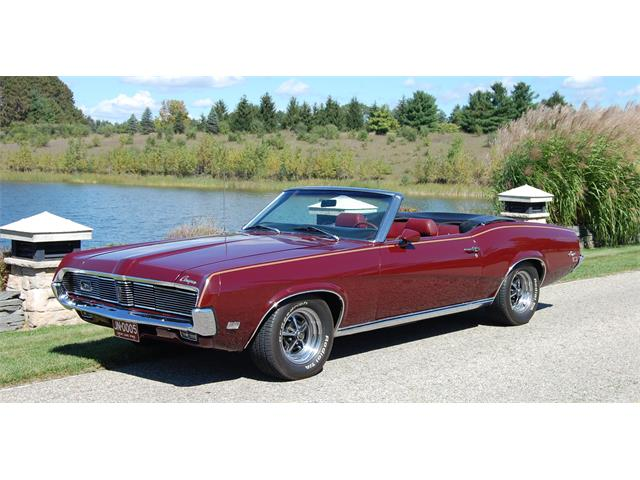 1969 Mercury Cougar (CC-1530738) for sale in Stanwood, Michigan