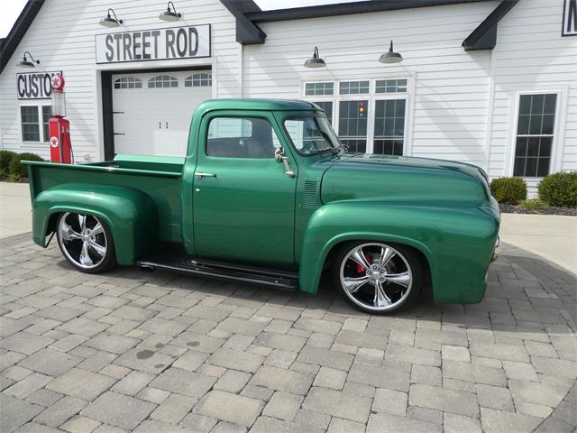 1953 Ford F100 (CC-1530745) for sale in Newark, Ohio