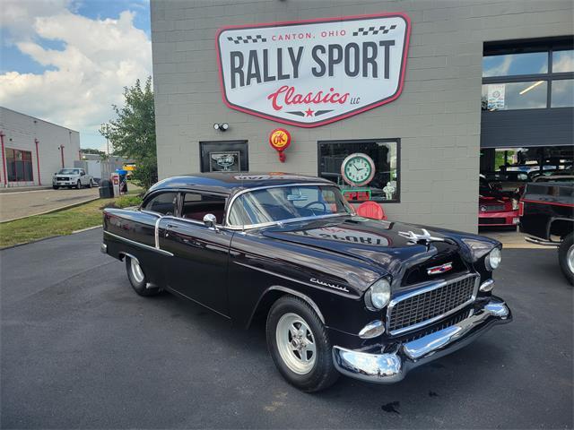 1955 Chevrolet 210 (CC-1530746) for sale in Canton, Ohio