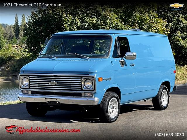 1971 Chevrolet Van (CC-1530750) for sale in Gladstone, Oregon