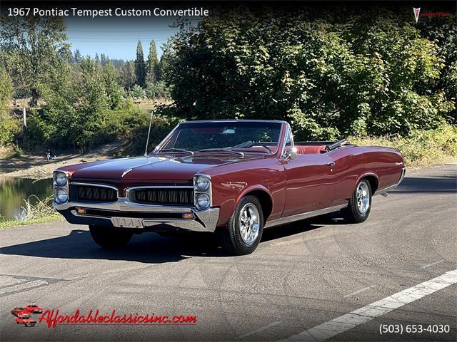 1967 Pontiac Tempest (CC-1530751) for sale in Gladstone, Oregon