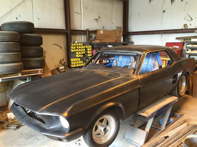 1967 Ford Mustang (CC-1530759) for sale in Visalia, California