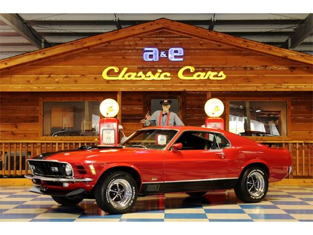 1970 Ford Mustang (CC-1530763) for sale in New Braunfels, Texas