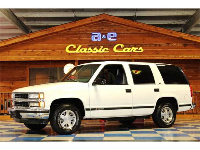1997 Chevrolet Tahoe (CC-1530764) for sale in New Braunfels, Texas