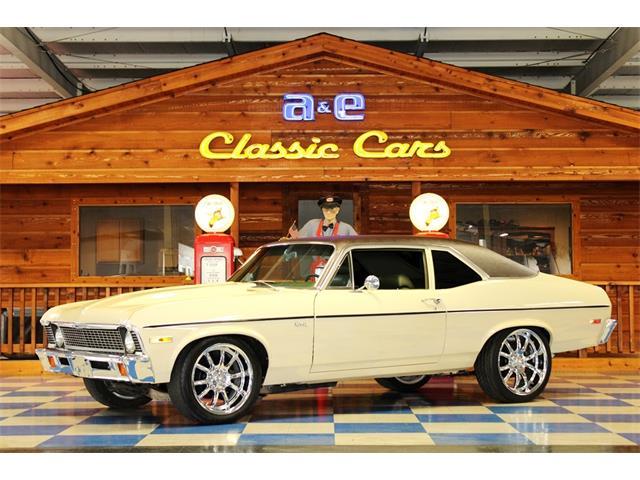 1971 Chevrolet Nova (CC-1530765) for sale in New Braunfels , Texas