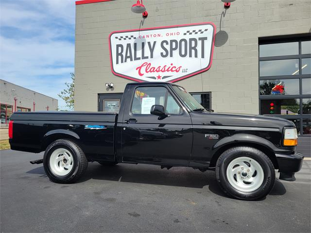 1993 Ford Lightning (CC-1530767) for sale in Canton, Ohio