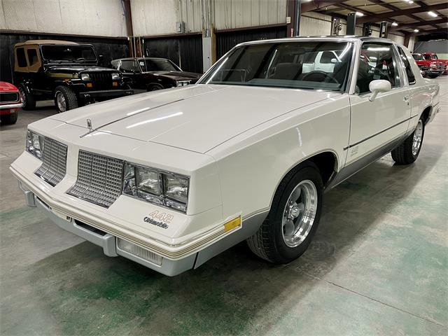 1985 Oldsmobile Cutlass (CC-1530770) for sale in Sherman, Texas
