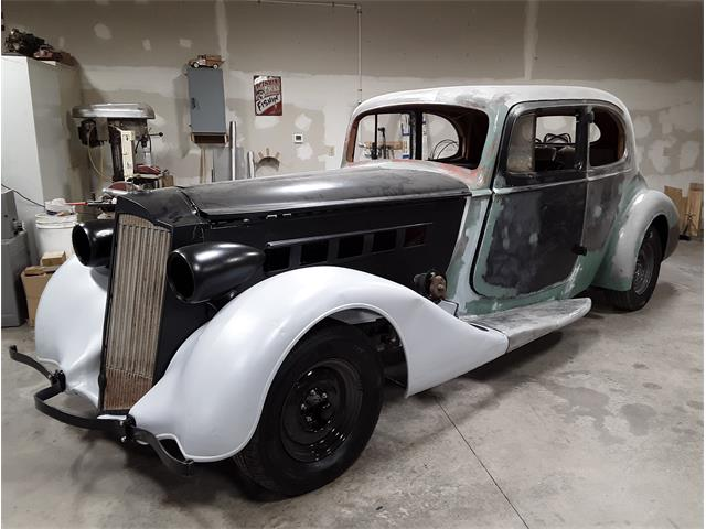 1936 Packard Super 8 Victoria (CC-1530772) for sale in Van Dyne, Wisconsin