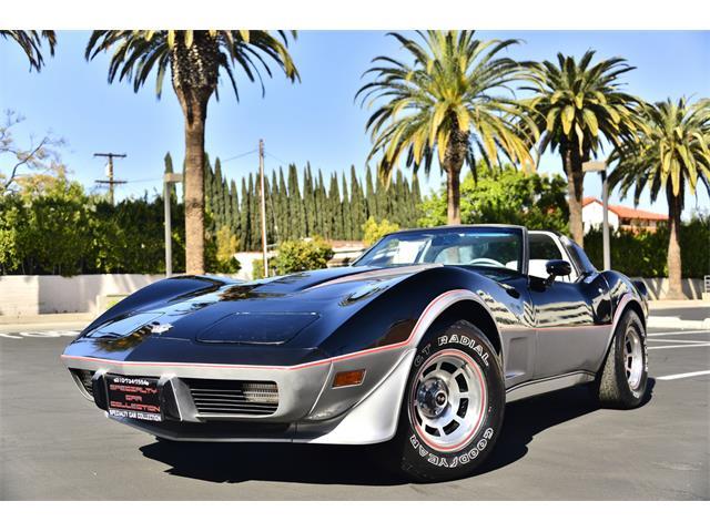 1978 Chevrolet Corvette (CC-1530778) for sale in Los Angeles, California