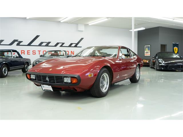 1972 Ferrari 365 GTC/4 Coupe (CC-1530779) for sale in Englewood, Colorado