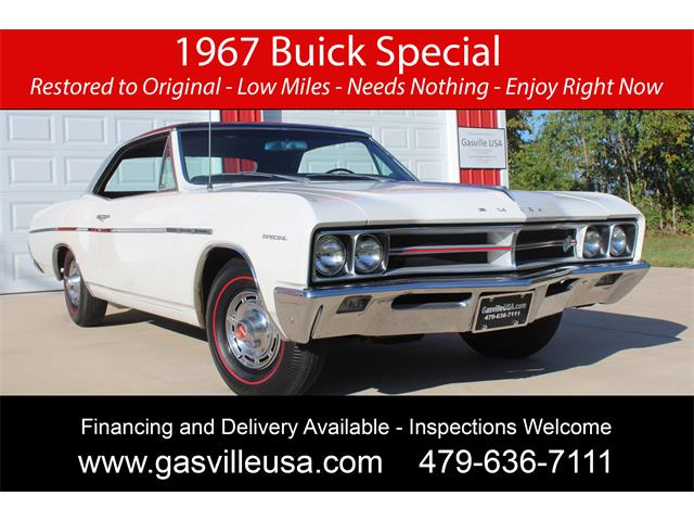1967 Buick Special (CC-1530781) for sale in Rogers, Arkansas