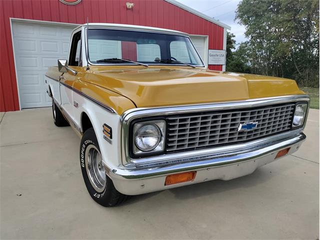 1971 Chevrolet Cheyenne (CC-1530782) for sale in Rogers, Arkansas