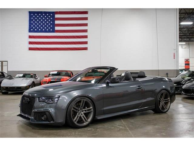 2016 Audi S5 (CC-1530792) for sale in Kentwood, Michigan
