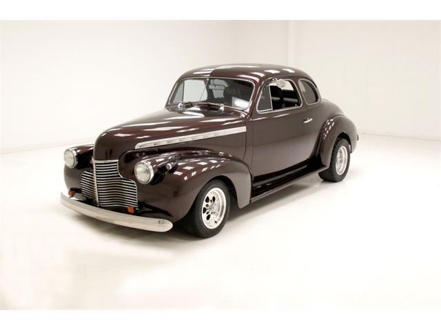1940 Chevrolet Special Deluxe (CC-1530796) for sale in Morgantown, Pennsylvania
