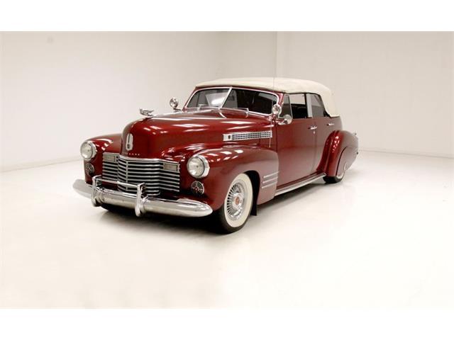 1941 Cadillac Series 62 (CC-1530799) for sale in Morgantown, Pennsylvania