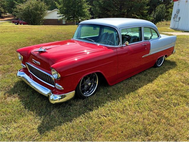 1955 Chevrolet Bel Air (CC-1530008) for sale in Fort Smith, Arkansas