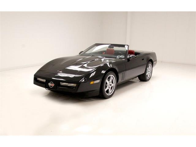 1988 Chevrolet Corvette (CC-1530801) for sale in Morgantown, Pennsylvania