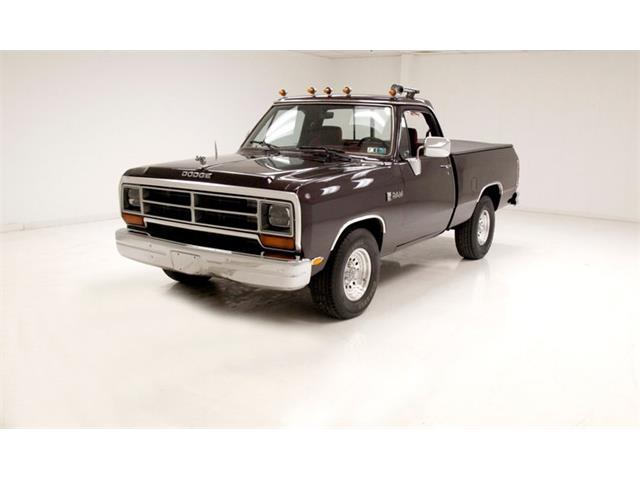 1989 Dodge D150 (CC-1530803) for sale in Morgantown, Pennsylvania