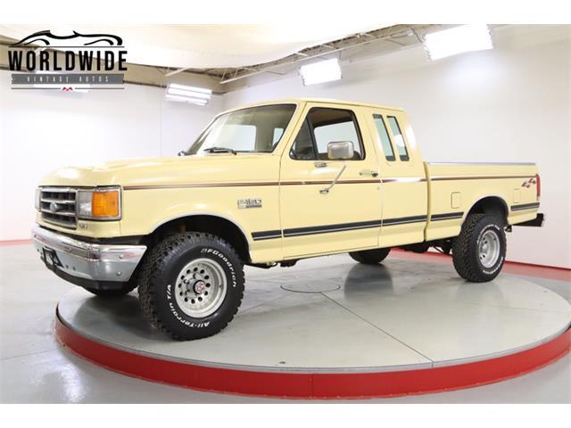 1989 Ford F150 (CC-1530804) for sale in Denver , Colorado