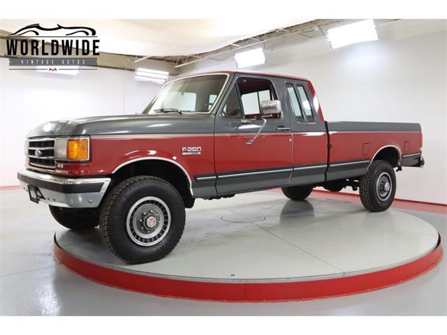 1990 Ford F250 (CC-1530806) for sale in Denver , Colorado