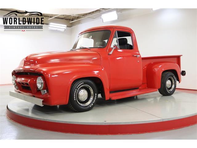 1954 Ford F100 (CC-1530807) for sale in Denver , Colorado