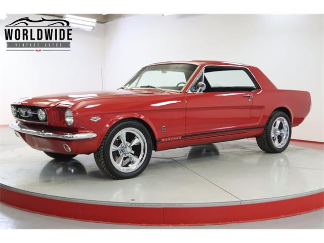 1966 Ford Mustang (CC-1530814) for sale in Denver , Colorado
