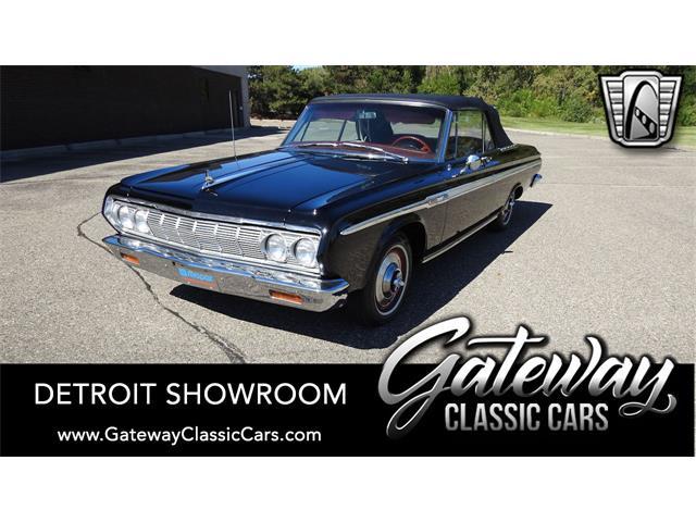 1964 Plymouth Sport Fury (CC-1530082) for sale in O'Fallon, Illinois