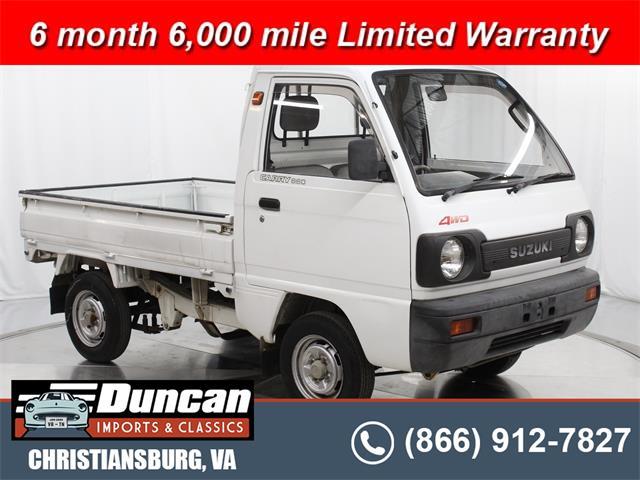 1990 Suzuki Carry (CC-1530822) for sale in Christiansburg, Virginia
