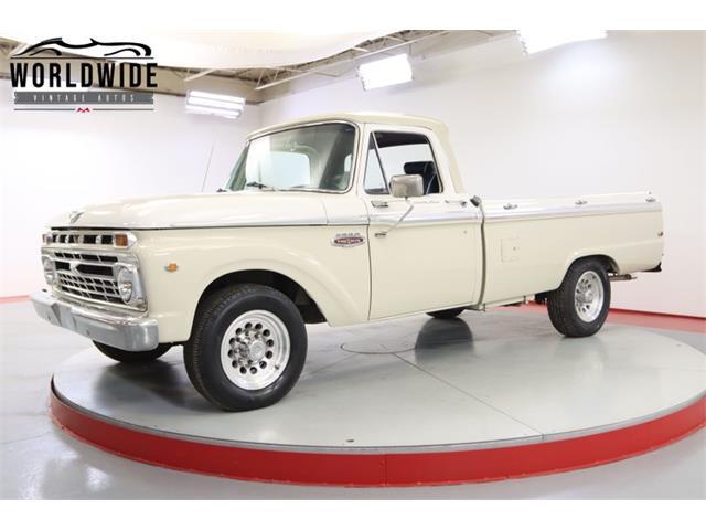 1966 Ford F250 (CC-1530827) for sale in Denver , Colorado