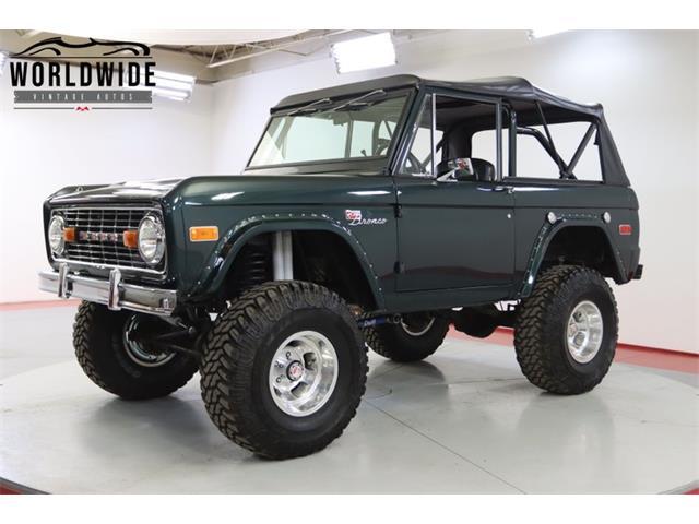 1975 Ford Bronco (CC-1530830) for sale in Denver , Colorado