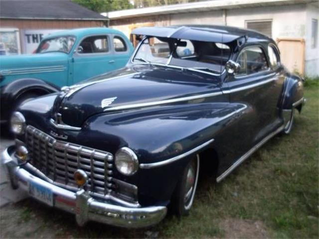 1949 Dodge Coupe (CC-1530841) for sale in Cadillac, Michigan