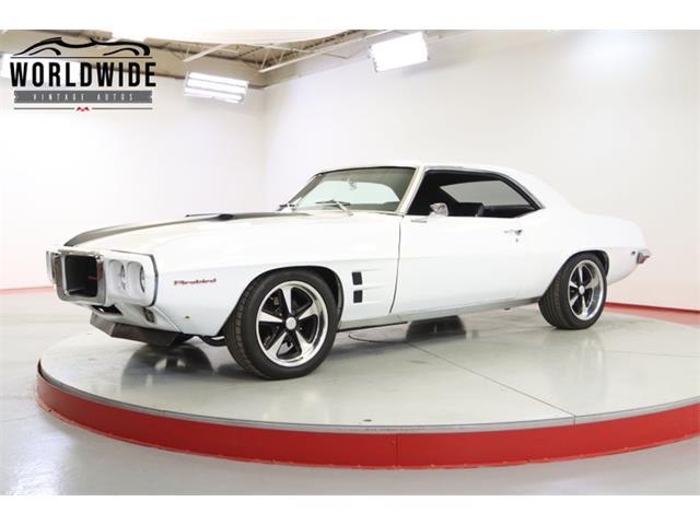 1969 Pontiac Firebird (CC-1530842) for sale in Denver , Colorado