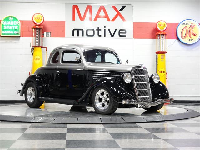1935 Ford Model 48 (CC-1530844) for sale in Pittsburgh, Pennsylvania