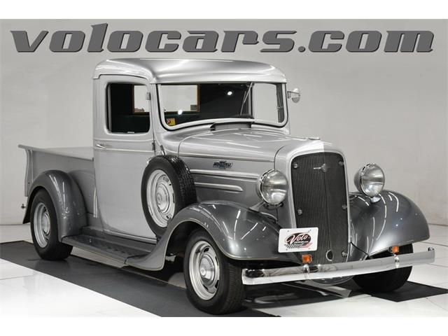 1936 Chevrolet Master (CC-1530846) for sale in Volo, Illinois