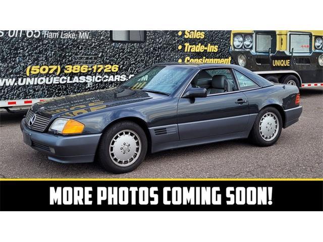 1992 Mercedes-Benz 500SL (CC-1530085) for sale in Mankato, Minnesota