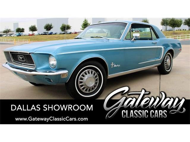 1968 Ford Mustang (CC-1530853) for sale in O'Fallon, Illinois