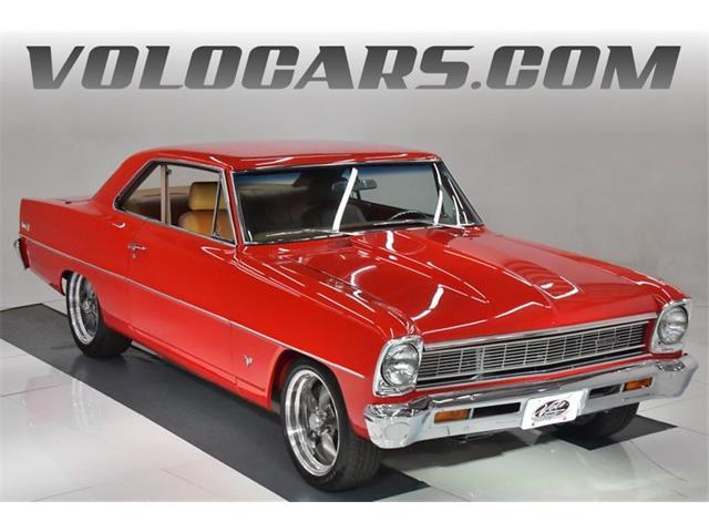 1966 Chevrolet Nova (CC-1530854) for sale in Volo, Illinois