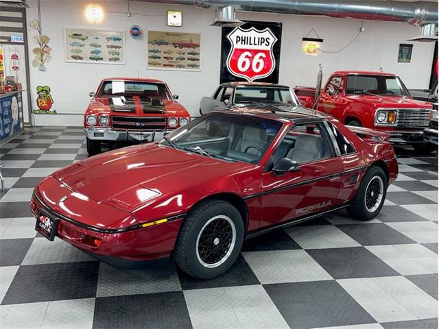 1988 Pontiac Fiero (CC-1530856) for sale in Greensboro, North Carolina