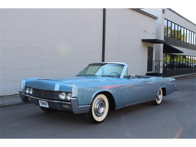 1966 Lincoln Continental (CC-1530860) for sale in Greensboro, North Carolina