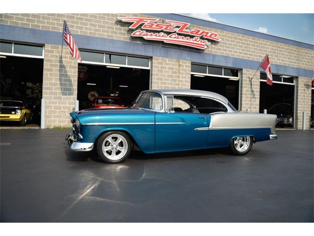 1955 Chevrolet Bel Air (CC-1530873) for sale in St. Charles, Missouri