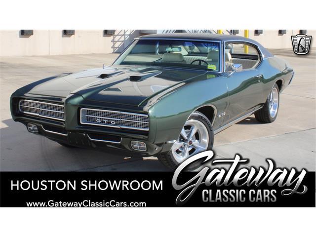 1969 Pontiac GTO (CC-1530881) for sale in O'Fallon, Illinois